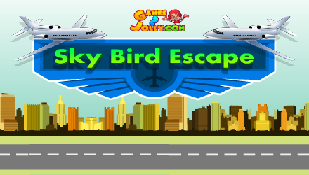 Sky Bird Escape Walkthrou…