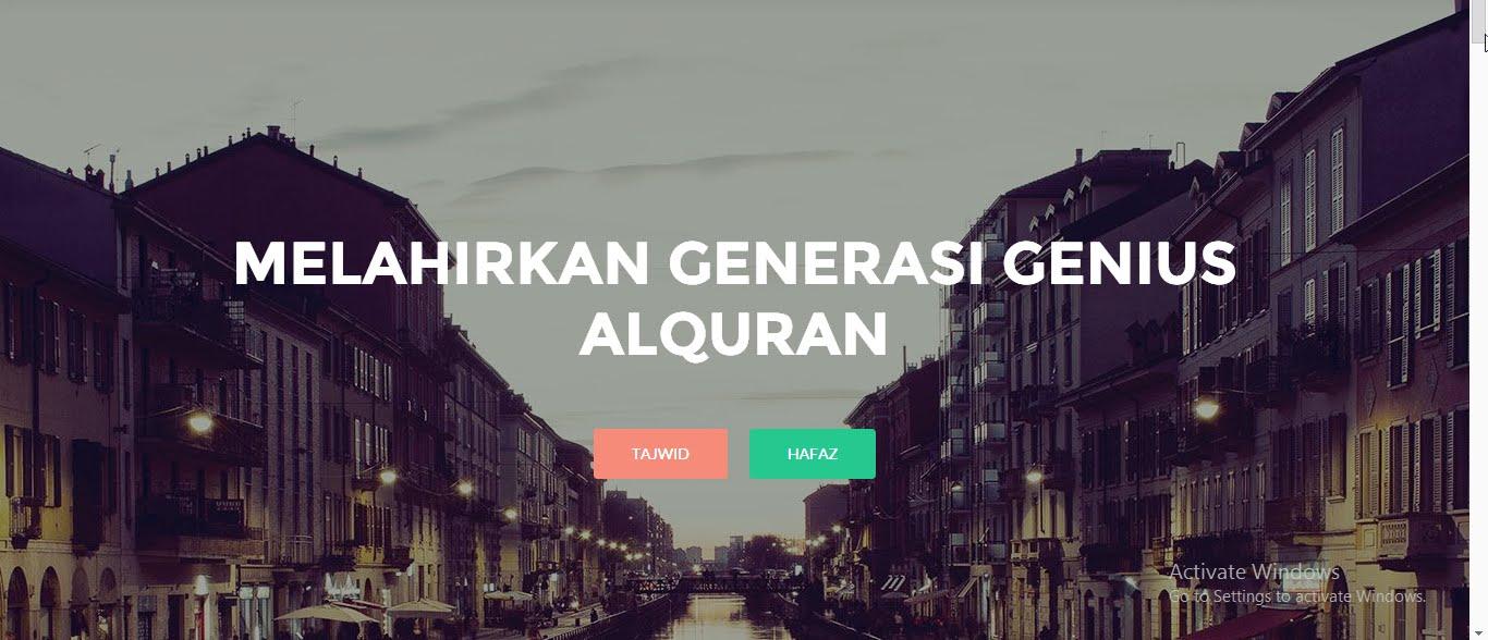 TEKNIK HAFAZAN ALQURAN