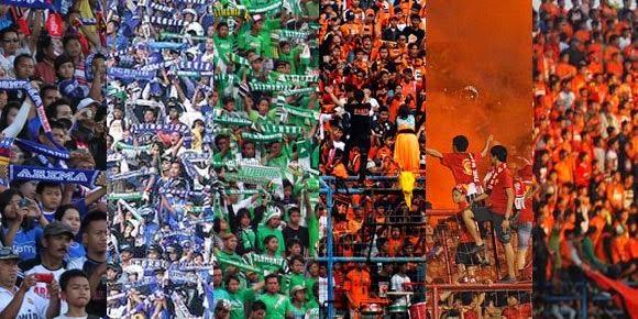10 Supporter Sepak Bola Paling Fanatik di Dunia