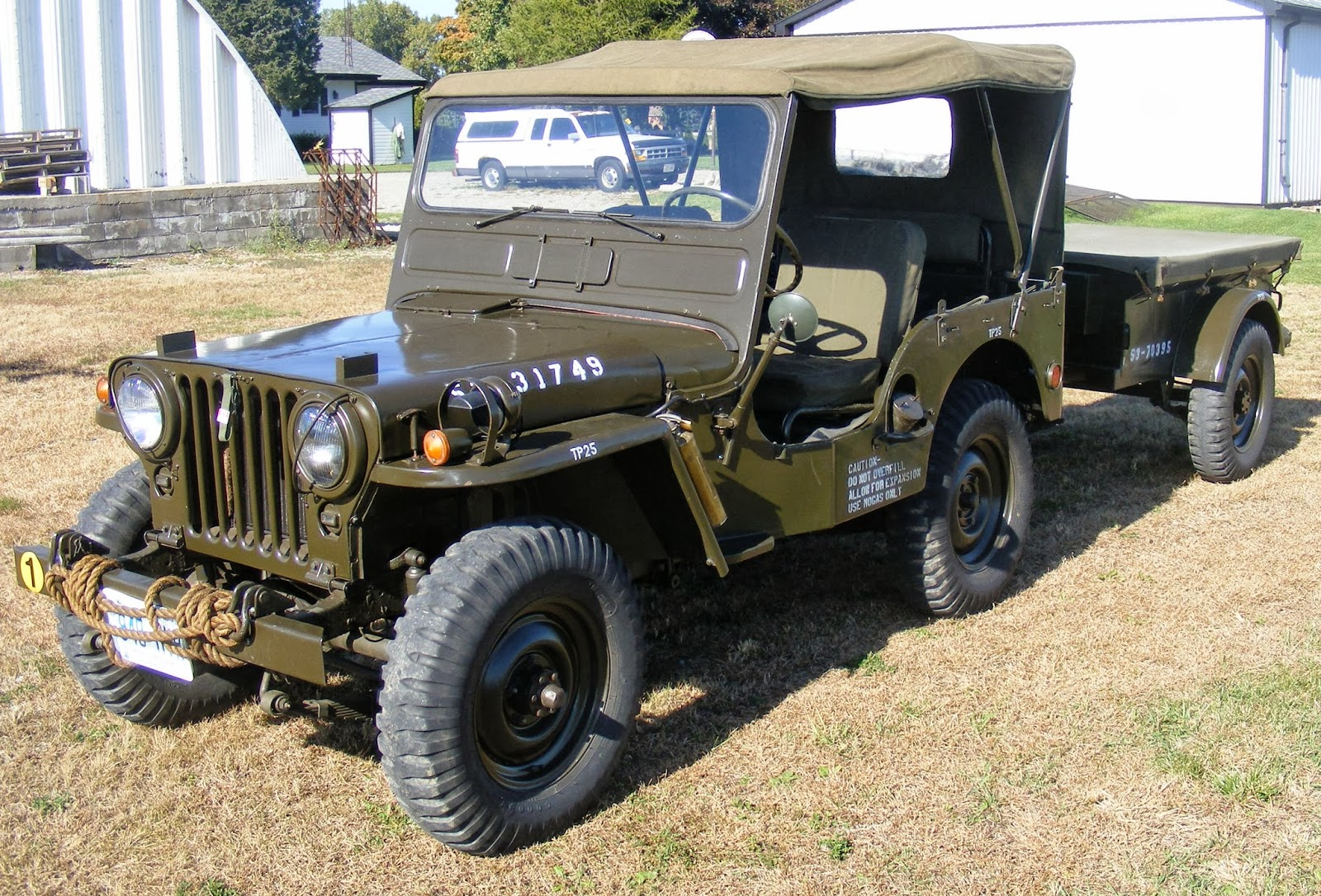 classic wheels and vintage wings sold excellent 1952 willys m38 military jeep. Black Bedroom Furniture Sets. Home Design Ideas