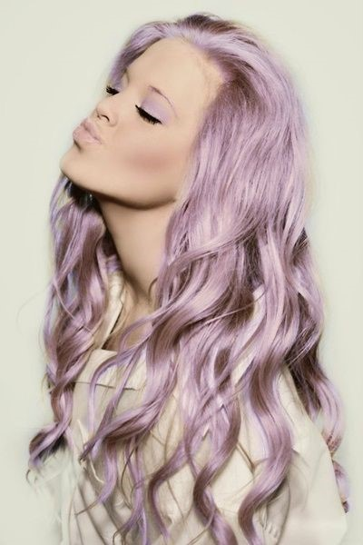 pastel pelo