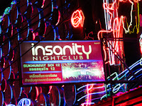 Nightclub at Soi Cowboy