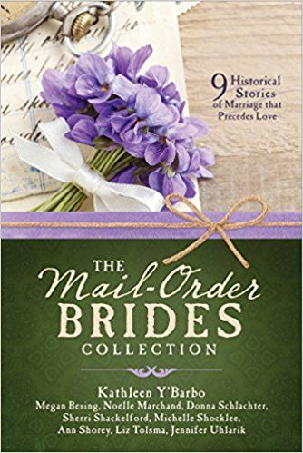 TO HEAL THY HEART in THE MAIL-ORDER BRIDES COLLECTION