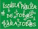 Dedicado a todas las profesoras y profesores de la escuela pública