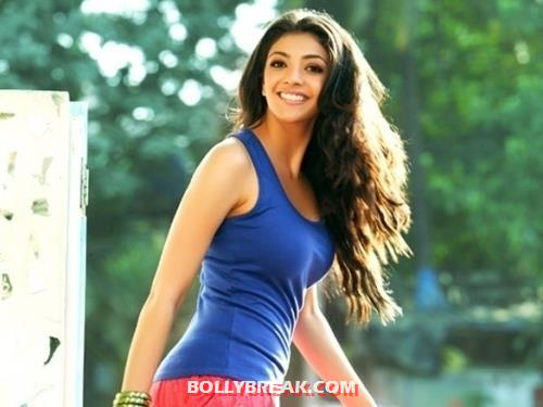 Kajal Agarwal Photo - Kajal Agarwal Latest 2012 Photoshoot