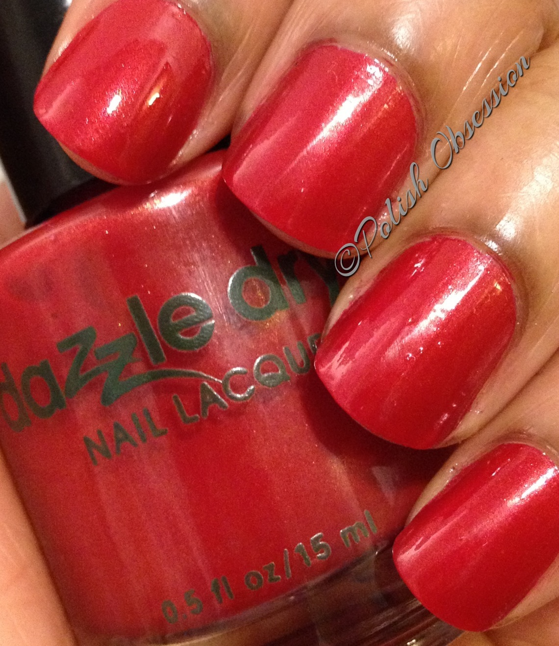 Dazzle Dry Review   Polish Obsession
