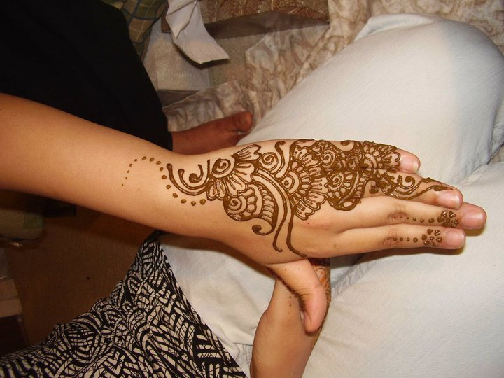 Mehndi Designs Morden : Latest mehndi designs simple and modern