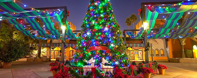 Busch Gardens Tampa S Christmas Town The Bay Area S Biggest Christmas Celebration Is