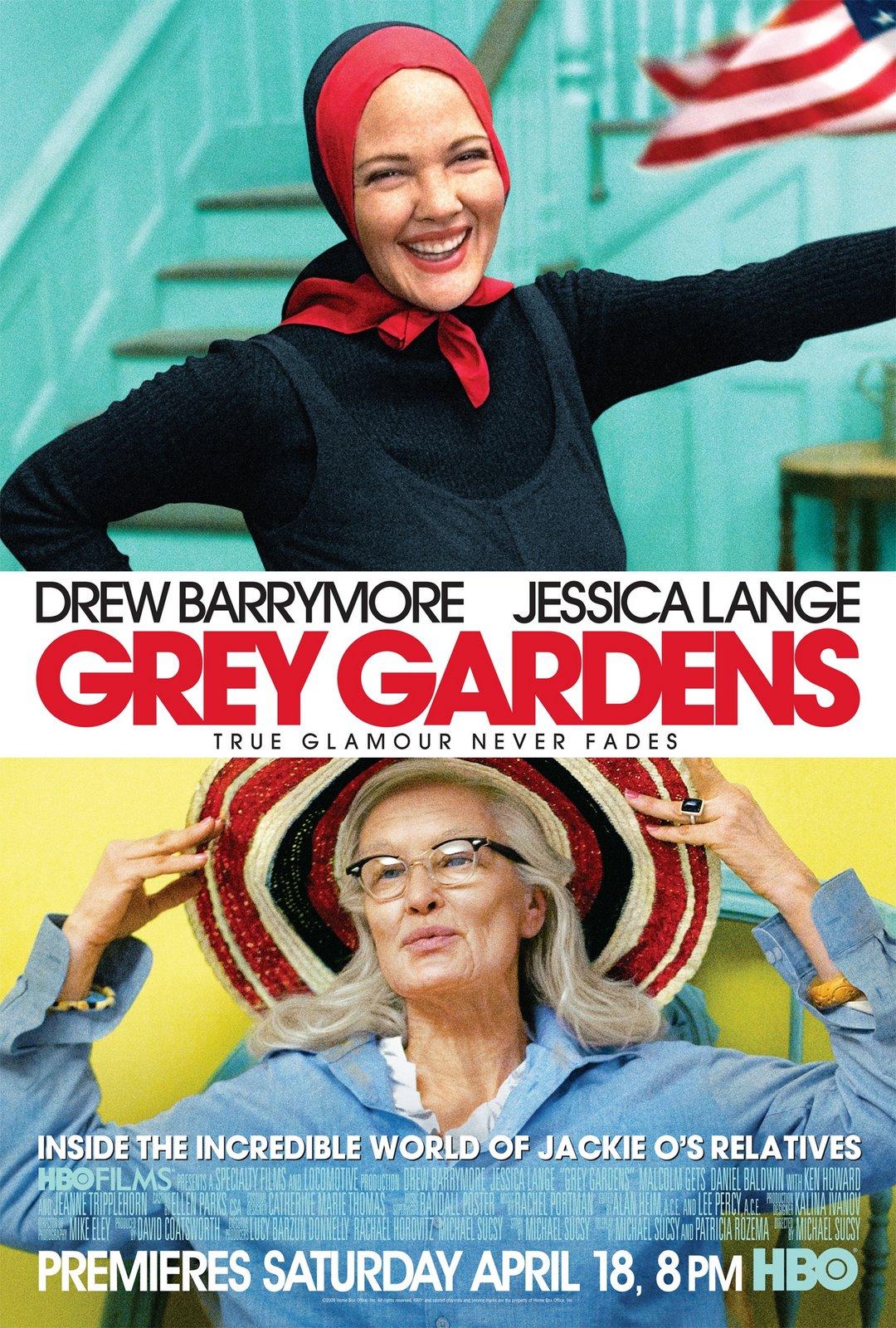Through The Eyes Of A Film Buff Grey Gardens