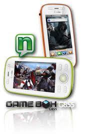 Harga dan Spesifikasi Nexian GameBox G855