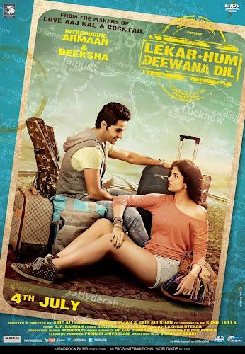 Lekar Hum Deewana Dil (2014) Movie Poster