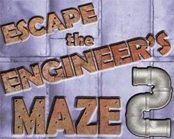 Juegos de Escape Engineer Maze 2