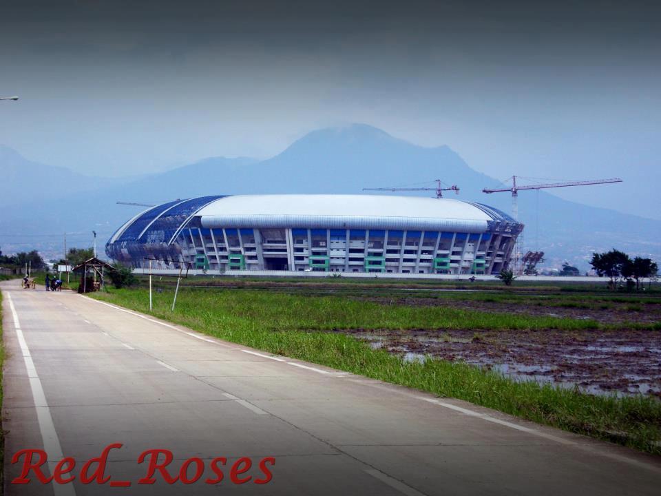 Foto Pembangunan Terbaru Stadion Gedebage - Perkembangan Stadion ...