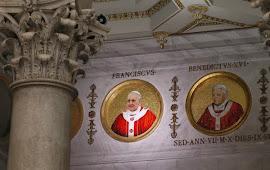 Franciscus et Benedictus XVI