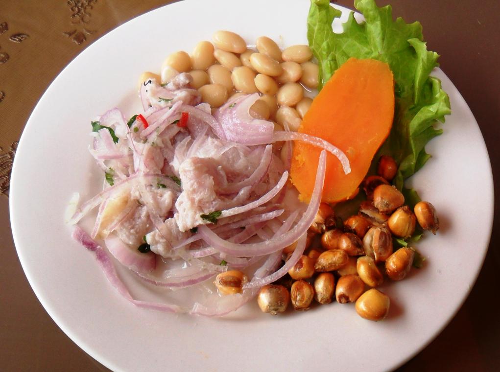Recetas de comida como preparar espesado for Ingredientes para comida