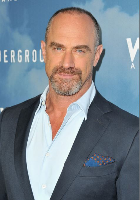 These are their stories chris meloni attends wgn america for Meloni arredamenti oristano