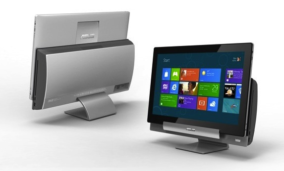 Asus Transformer AiO, Tablet PC Hybrid Windows 8 dan Android Raksasa Layar 18,4 inci