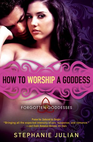 Post thumbnail of Review: How to Worship a Goddess by Stephanie Julian