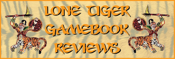 Lone Tiger Gamebook Reviews