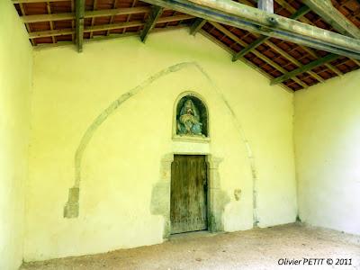 DOMGERMAIN (54) - La chapelle Saint-Maurice