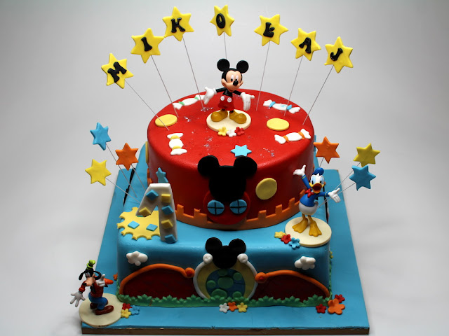Disney Themed Cake in London