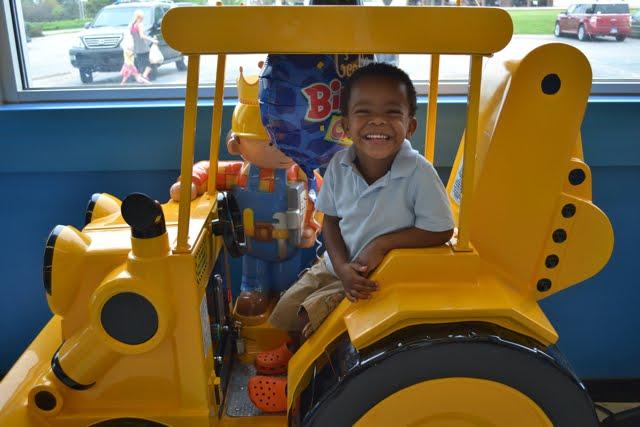 Toys R Us Ride : Haiti elliotts happy rd birthday sitota