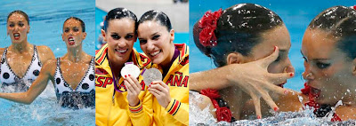 Medallistas olímpicas en Londres 2012, sincronizada