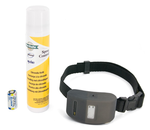 PetSafe Deluxe Anti-Bark Spray Collar PBC00-12104