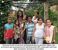 Objetivos comuns unem painel nas Nações Unidas e grupo de pré-jovens em São Sebastião