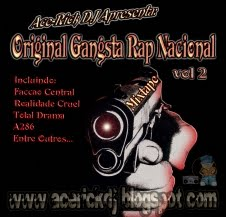 Original Gangsta Rap Nacional vol 02