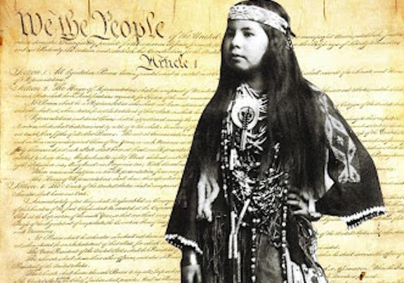 indians vs the constitution essay A very under-theorized aspect of american history is the profound impact native americans, especially the iroquois confederacy, had on.