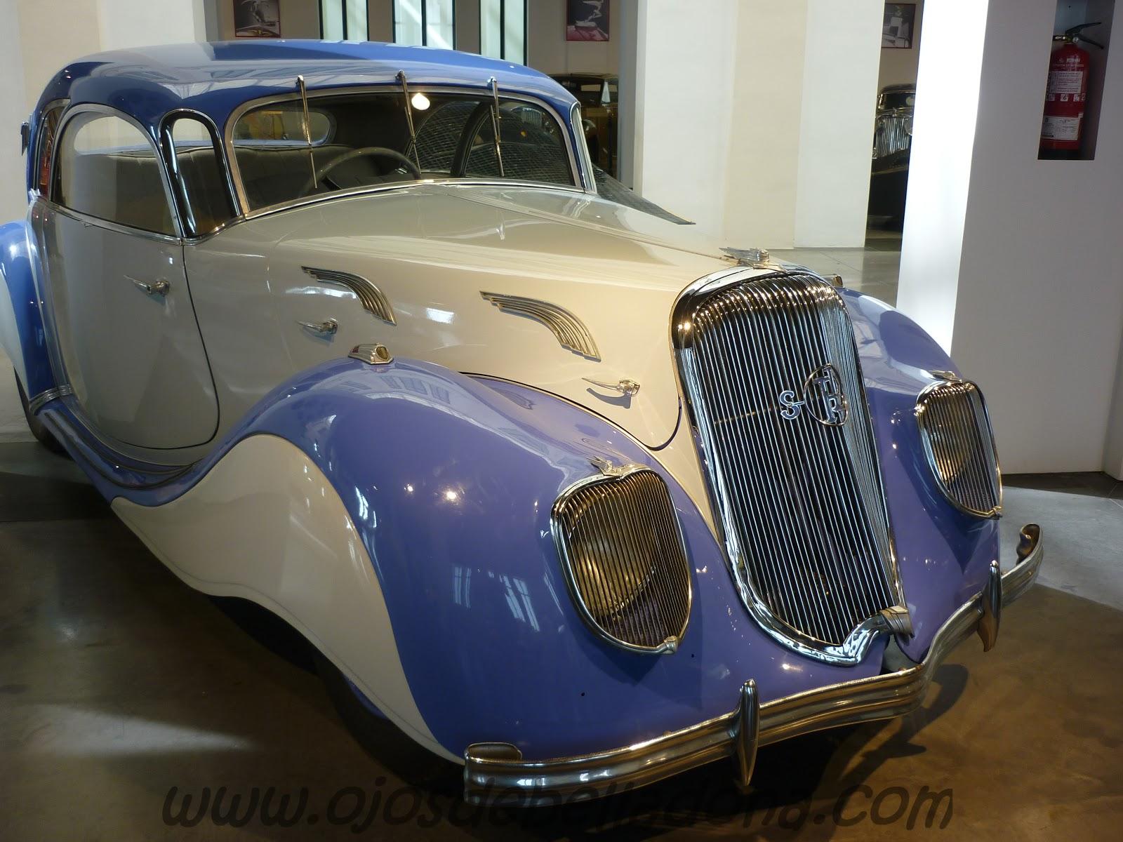 Museo automovil stico de m laga ojos de belladona for Sala hollywood malaga