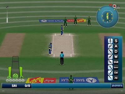 EA Sports Cricket 2K15 Download on Windows 10