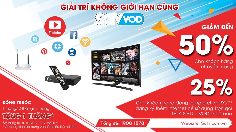 VOD SCTV