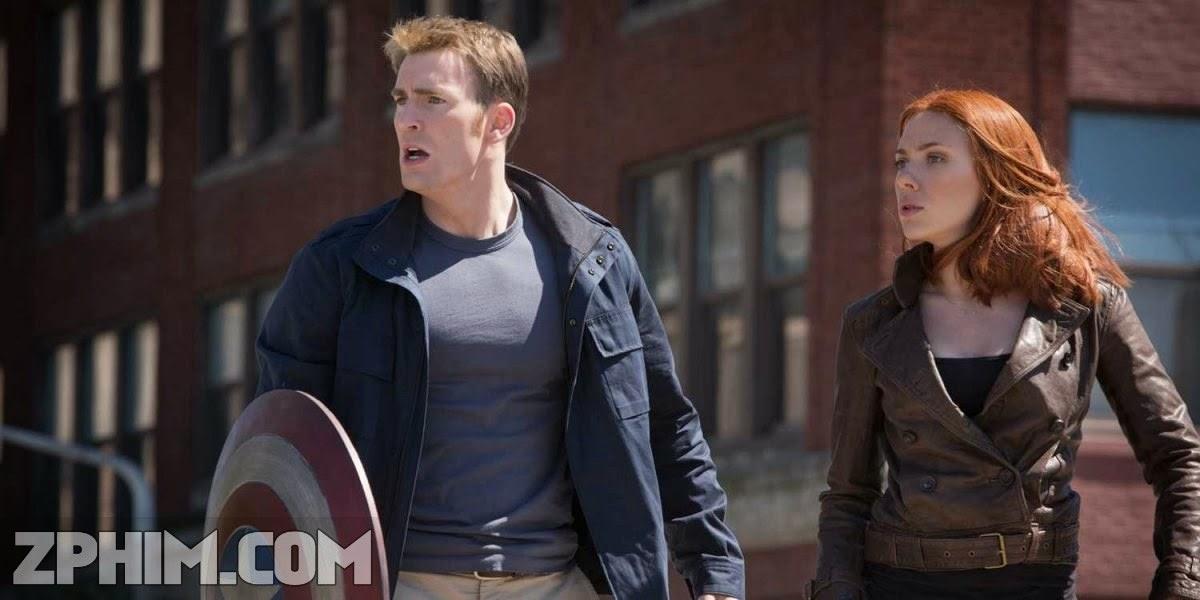 Ảnh trong phim Captain America 2: Chiến Binh Mùa Đông - Captain America 2: The Winter Soldier 6