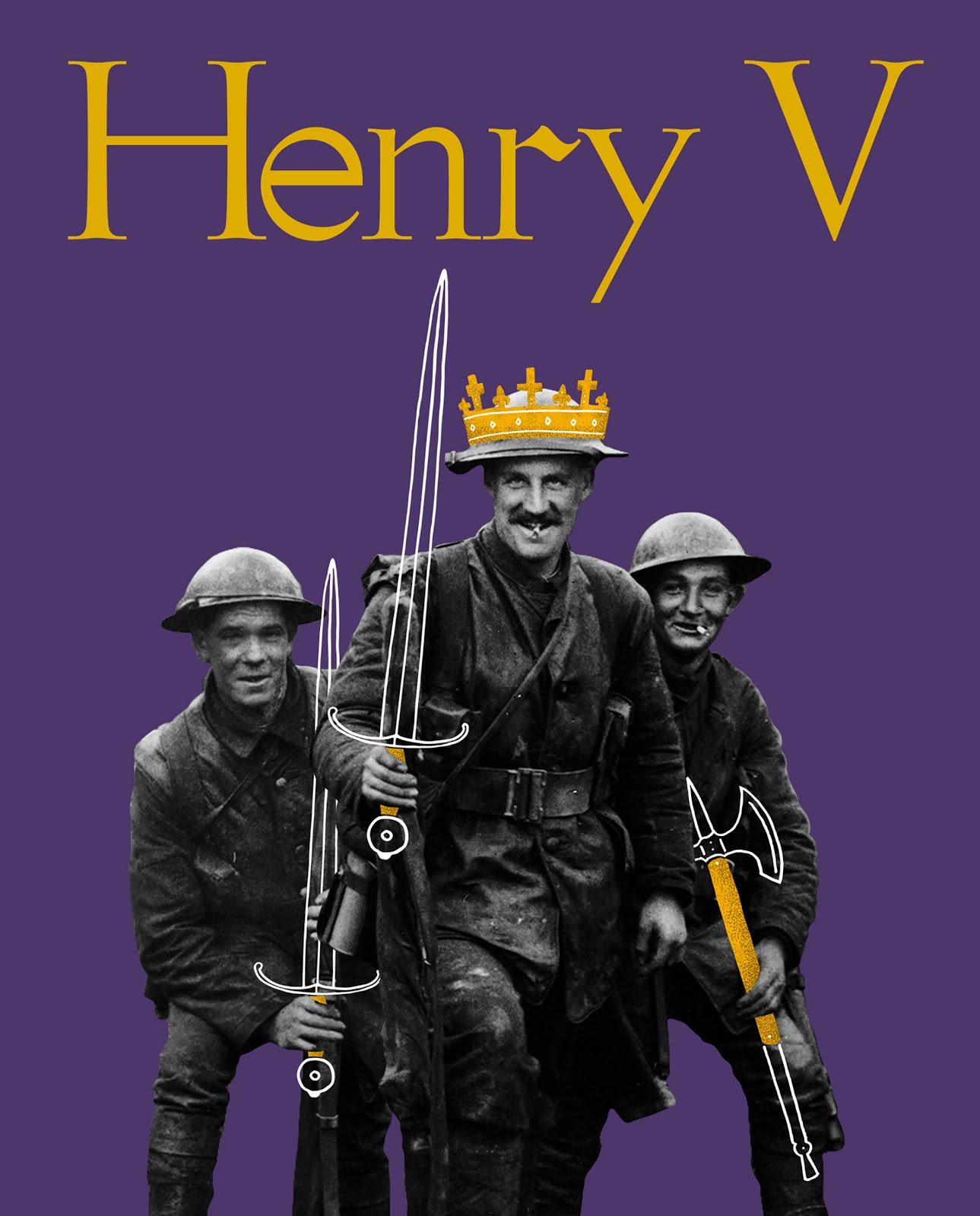 Shaw 2018 - Henry V