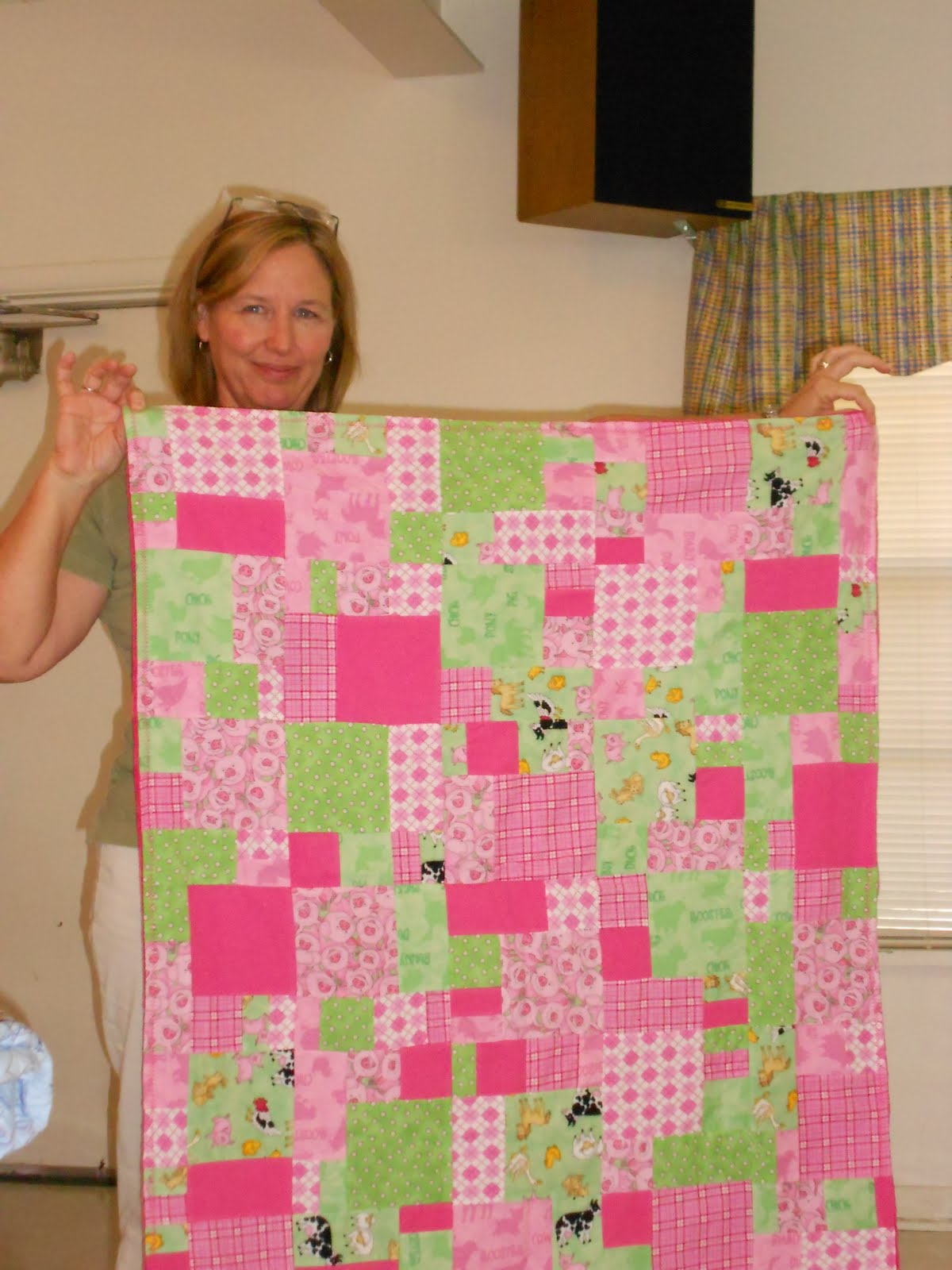 Brownwood Quilters' Guild: August 2011 : crazy eights quilt pattern - Adamdwight.com