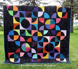 Quiltinjeanie Designs patterns available on Etsy: