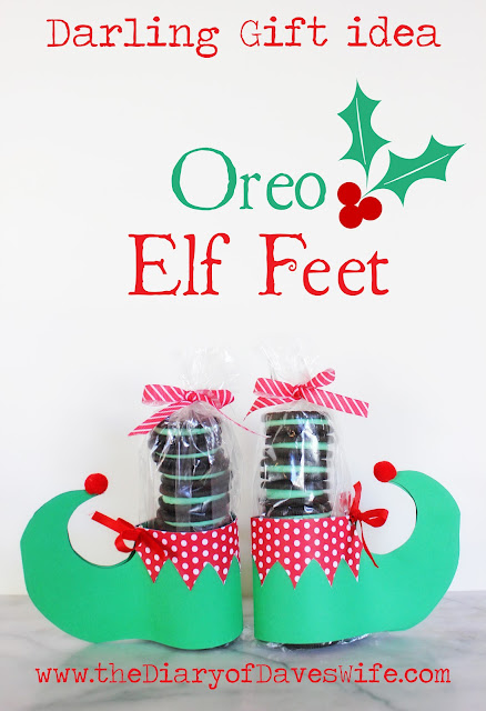 votes oreo elf feet with free printable pattern story title oreo elf