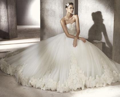 Cheap Wedding Gowns Online Blog: Manuel Mota Pronovias 2012 Wedding ...