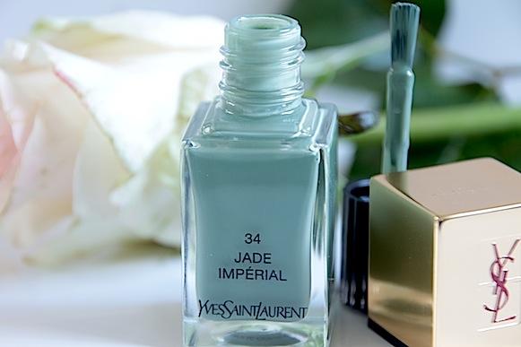 YSL vernis 34 jade imperial printemps 2013