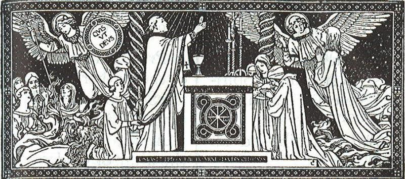 Kanony o Najświętszej Ofierze Mszy Świętej