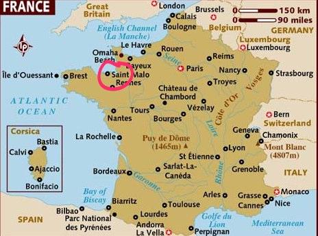 The Sabbatical Chef Mont Saint Michel
