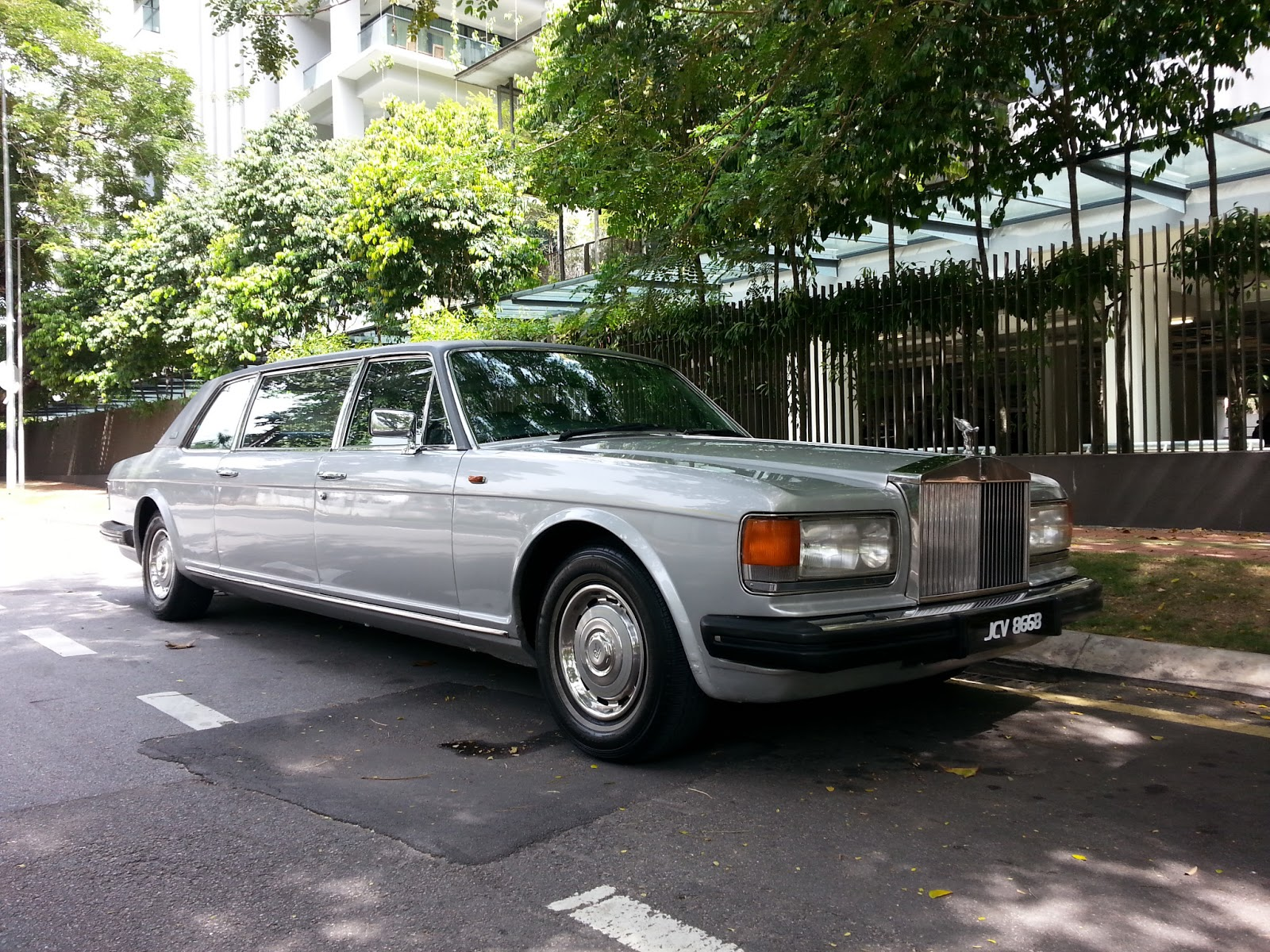 RedOrca Malaysia Wedding And Event Car Rental Rolls Royce Limousine Rental In June