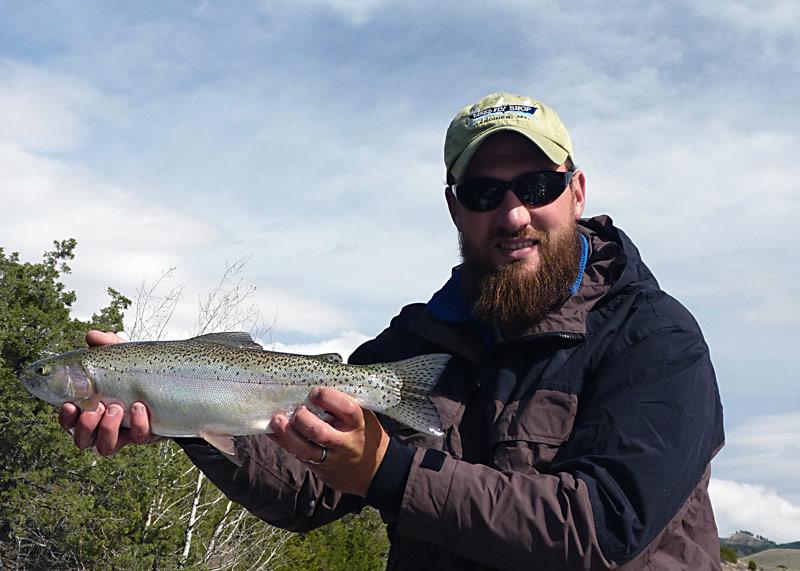Yellowstone fishing guide blog first post story lake for Yellowstone fishing report