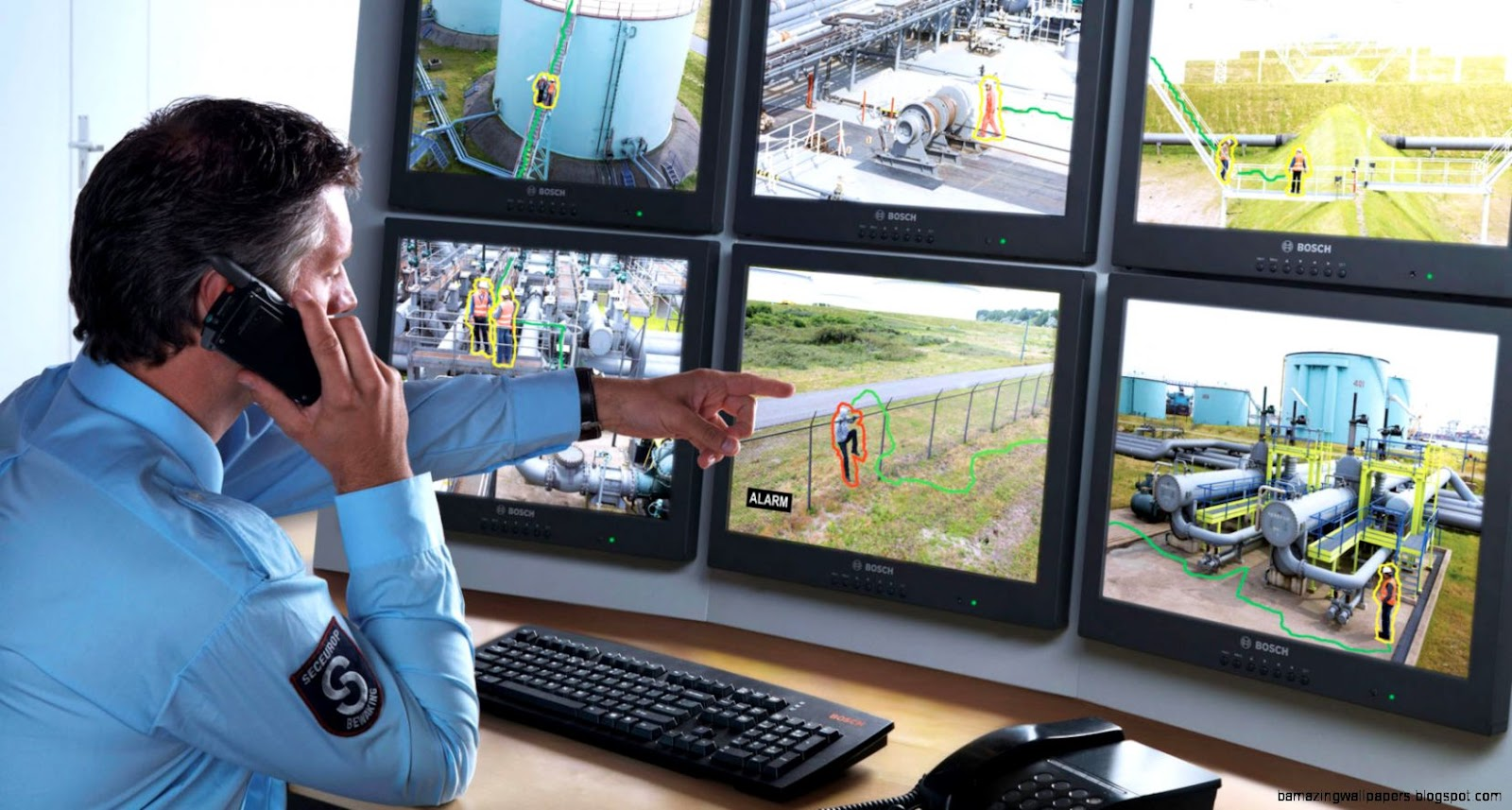 CCTV security cameras Digital video security systems   Houston