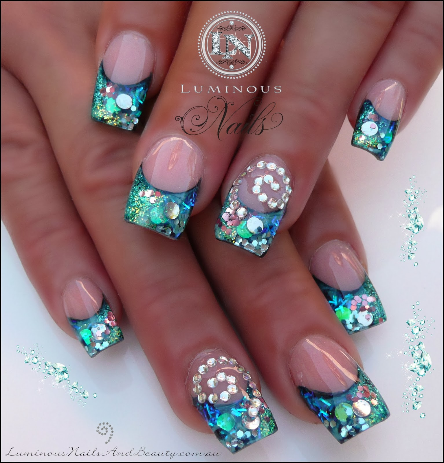 Luminous Nails November 2013