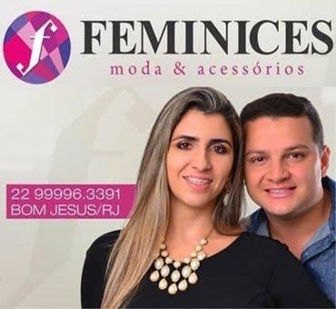 FEMINICES MODA & ACESSÓRIOS