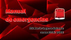 Instrucciones para emergencias