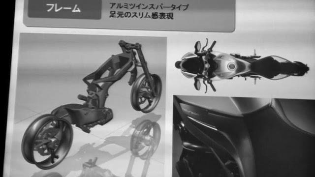Gambar Motor Suzuki Recursion
